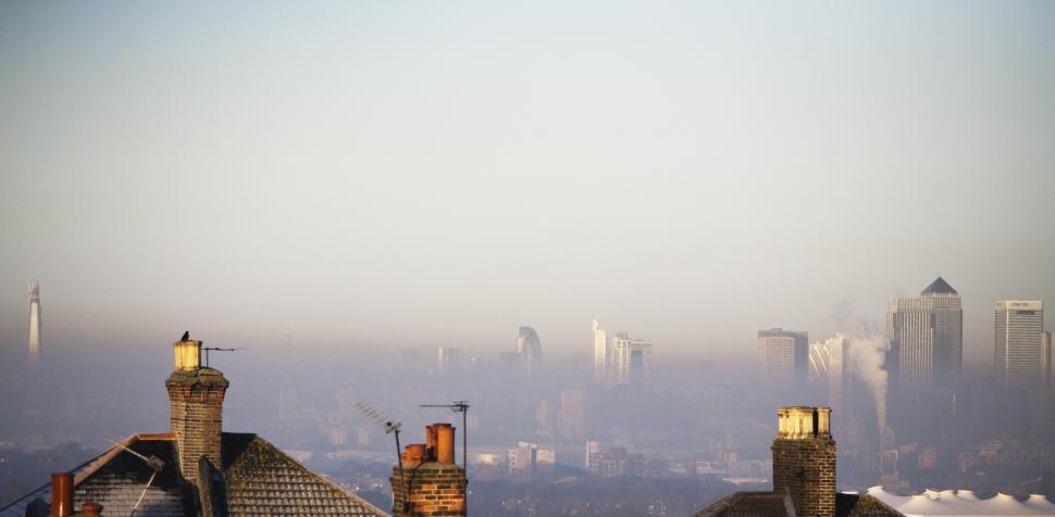 London air pollution (CC BY-NC-ND 2.0 stu mayhew:Flickr)