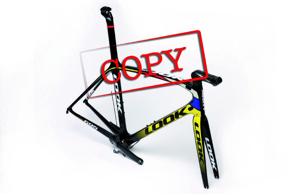 Fake Look frames on sale in Europe | road.cc