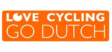 Love Cycling Go Dutch logo