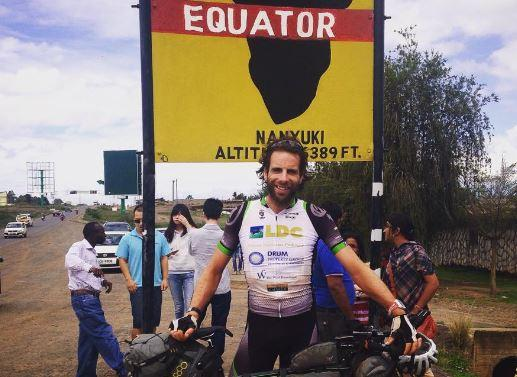 MAMILs deter would-be cyclists says adventurer Mark Beaumont