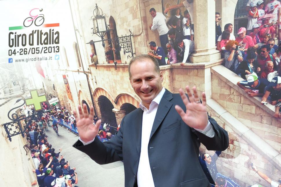 Michele Acquarone (picture Daniele Badolato, LaPresse)