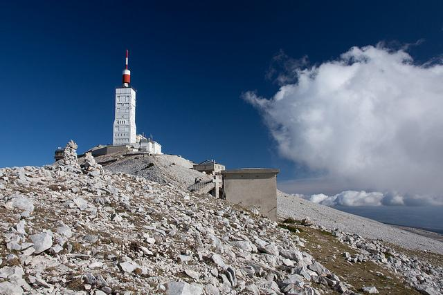 Mont Ventoux (licensed CC BY ND 2.0 by Nicolas Aix on Flickr)