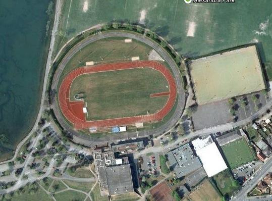 Mountbatten Centre (Google Maps satellite view)