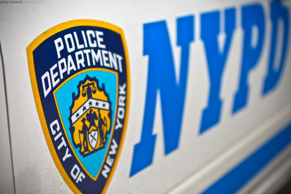 NYPD (Pete Stewart, Wikimedia Commons)