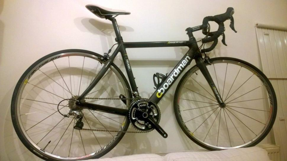 As seen on TV: Ned Boulting's Boardman bike up for auction | road cc