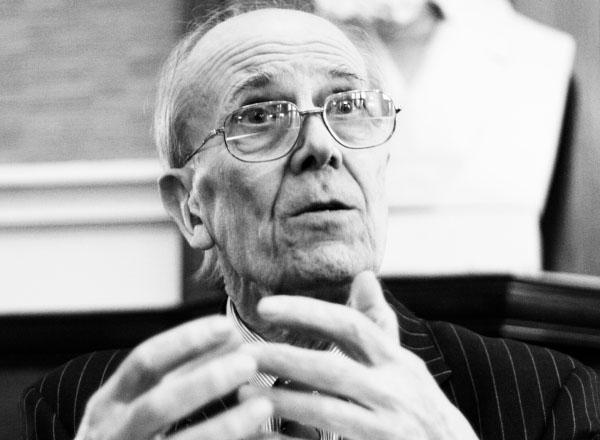 Norman Tebbit (©James Robertson Photography, Wikipedia)