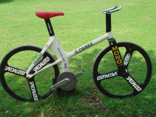 Updated: Obree bike for sale on eBay   road cc