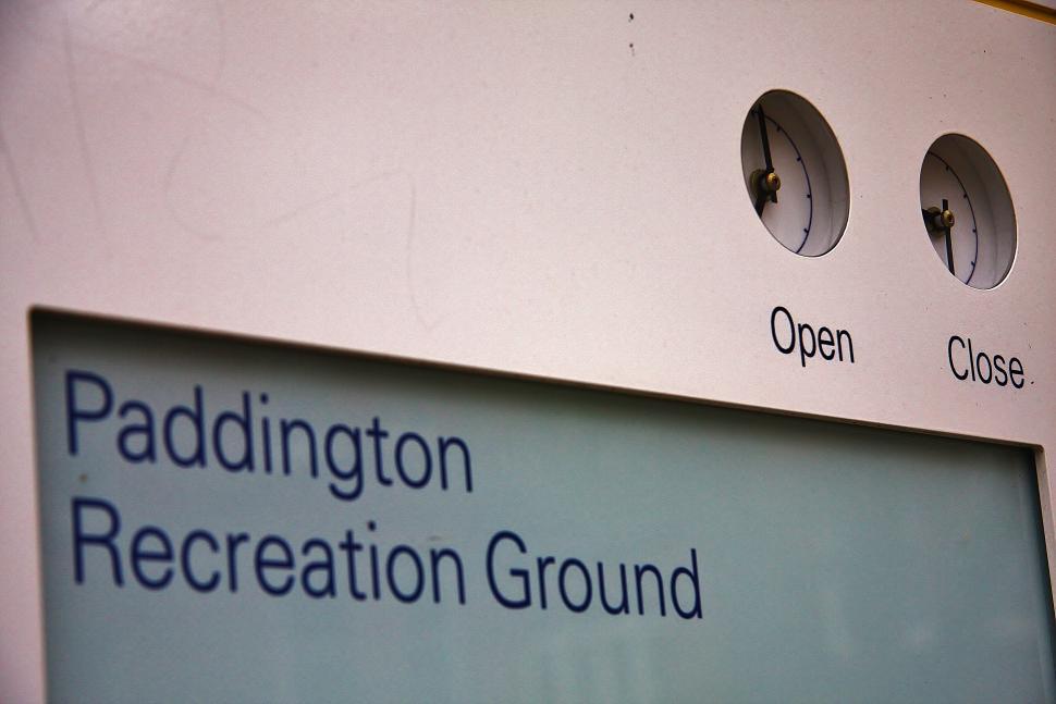 Paddington Recreation Ground (Flickr Creative Commons - ChodHound)