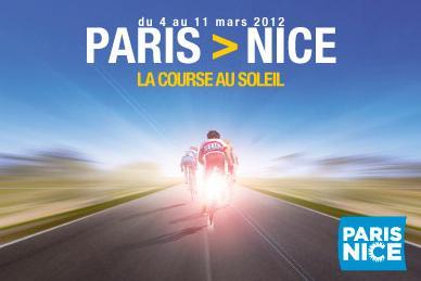 Paris-Nice logo 2012