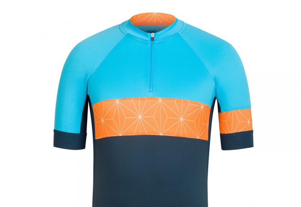 Rapha To The Sun jersey 2