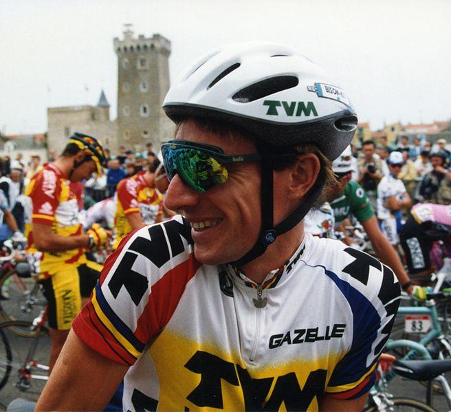 Robert Millar (picture Eric Houdas, Wikimedia Commons)