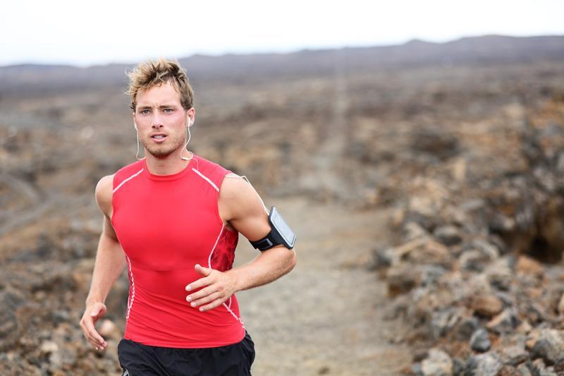 Running man © Martinmark | Dreamstime.com