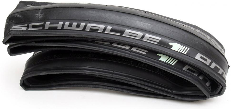 Schwalbe One V-Guard tyres