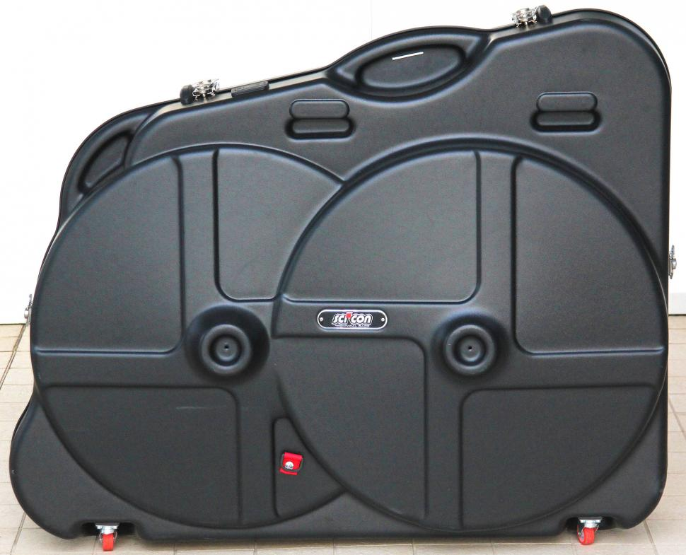 8d14500417e Scicon Aerotech Evolution bike hard case - closed. This rigid bike box ...