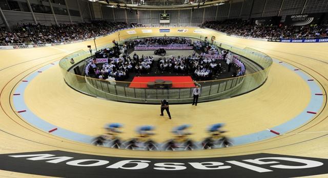 Sir Chris Hoy Velodrome (copyright British Cycling, SWPix.com)