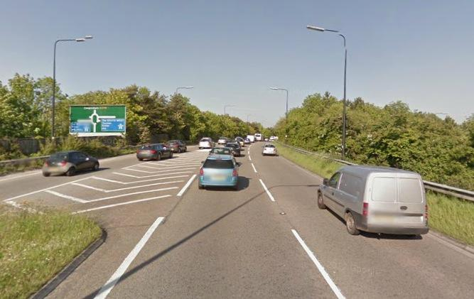 Somerset Avenue, Weston-super-Mare (source Google Street View)