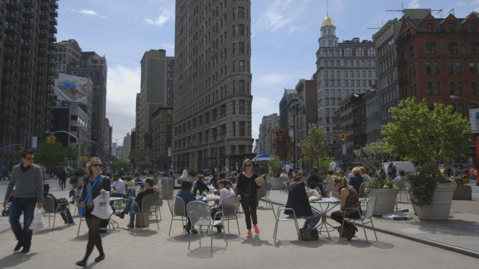 The Human Scale - Madison Square