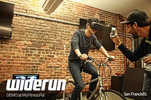 New virtual reality tool brings zombies to cycle training