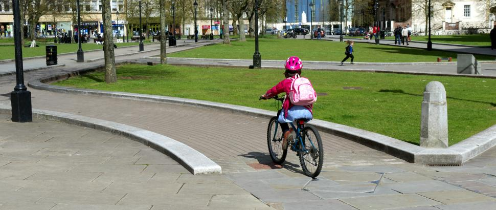 The future of cycling in Bristol (CC BY-SA 2.0 licensed by Sam Saunders:Flickr)