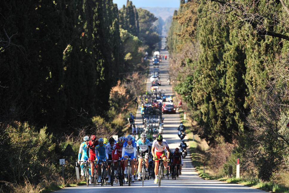Tirreno-Adriatico 2012 (picture: RCS Sport/Daniele Badolato/LaPresse)