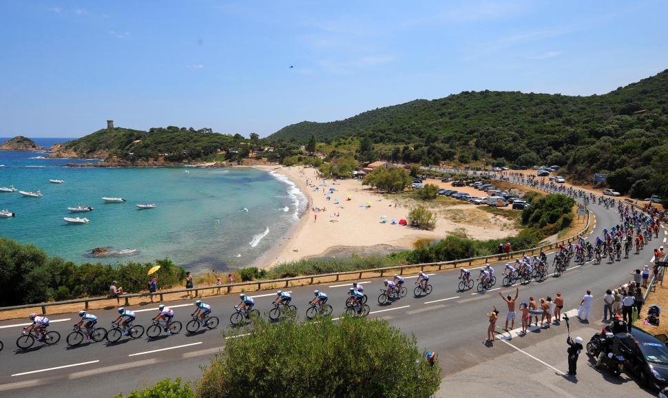 Tour de France stage 1 (John Pierce, Photosport Intl)