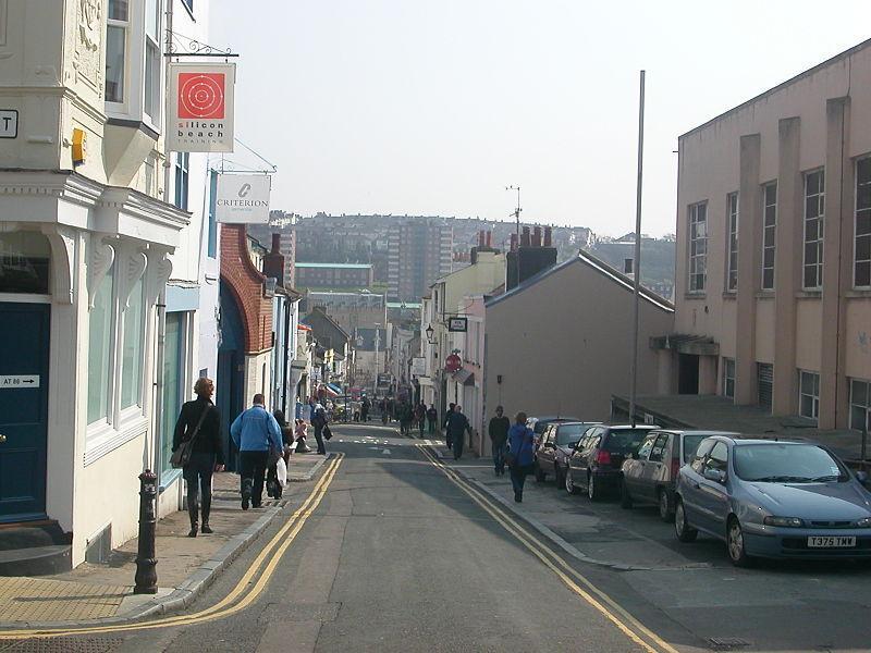 Gloucester Road, North Laine, Brighton