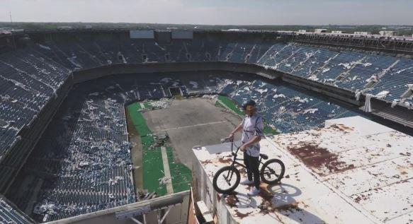 Tyler Fernengel Red Bull Silverdome video YouTube still