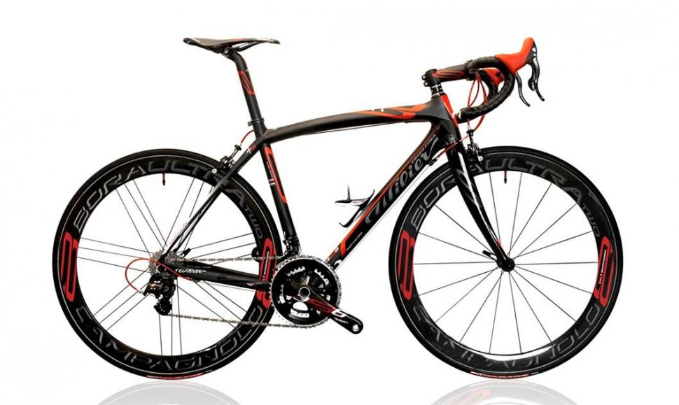 Wilier Launch Superlight Road Bike Road Cc