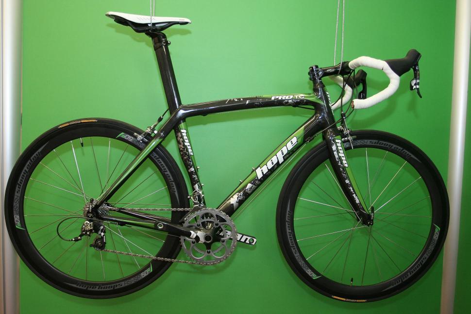 hope carbon bike