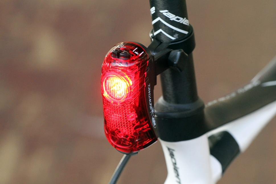 Niterider Sentinel USB rear light