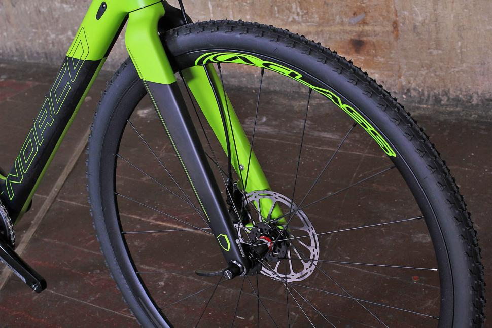 Norco Threshold C Rival 1 - fork