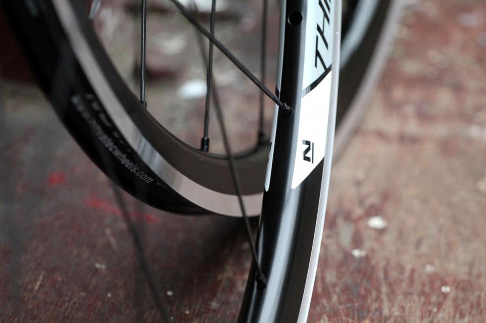 Novatec 30 Alu Clincher wheelset - Spokes