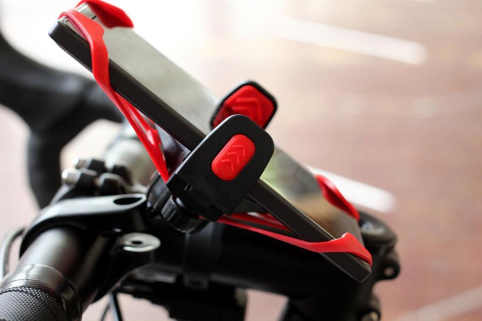 OSO Cyclomount Bike Mount Holder - side