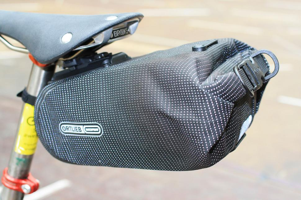 Ortlieb Saddle Bag High Visibility
