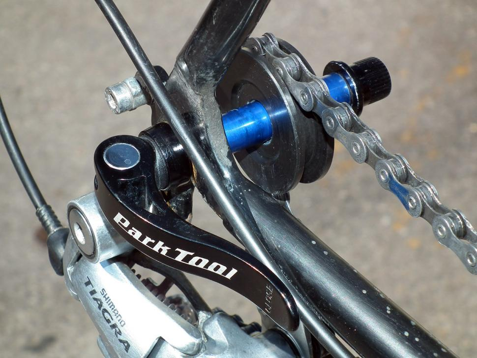 review: park tool dh-1 dummy hub | road.cc