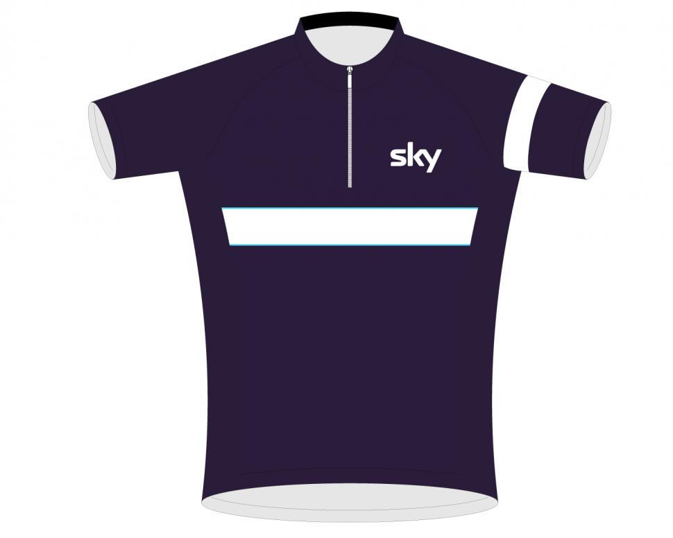 521ed0859 Paul Smith to design Rapha s Team Sky kit
