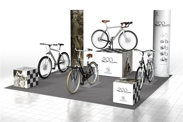 Peugeot back in the cycling game with a range of Legends
