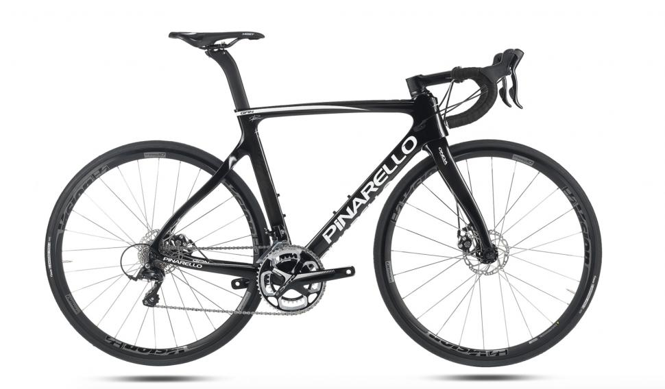 Pinarello introduces Gan and Gan Disc road bikes, like the