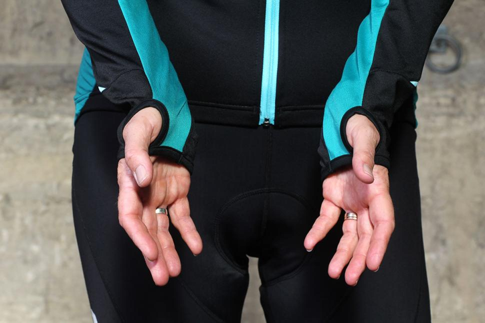Polaris Mica Jersey Hands