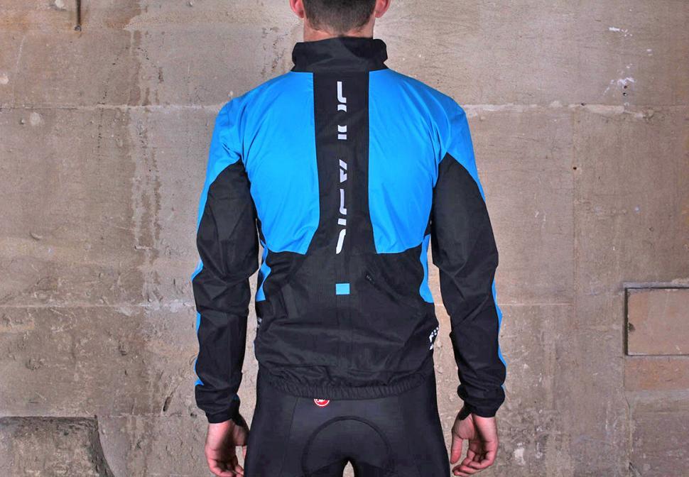 Polaris New Fuse Waterproof Jacket - back