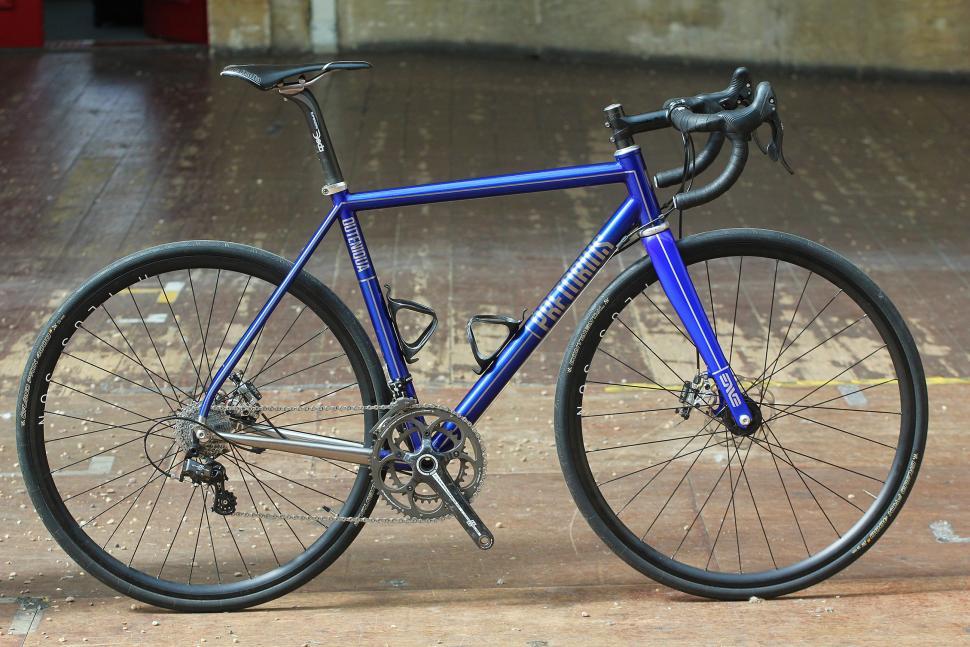 Pretorius Outeniqua Disc - full bike