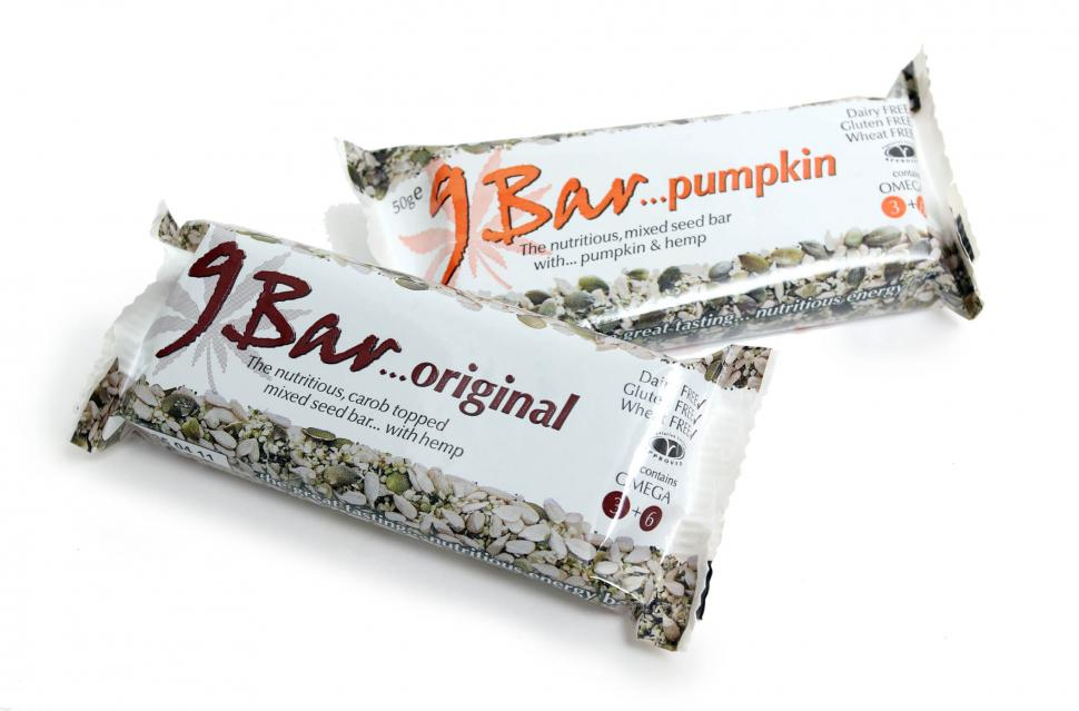 9Bar Original and Pumpkin