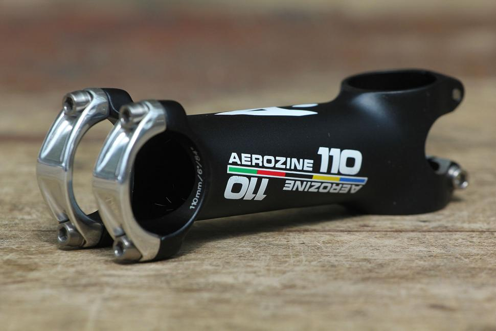 Aerozine XS7 SUPERLIGHT Alloy Stem With Titanium Bolts