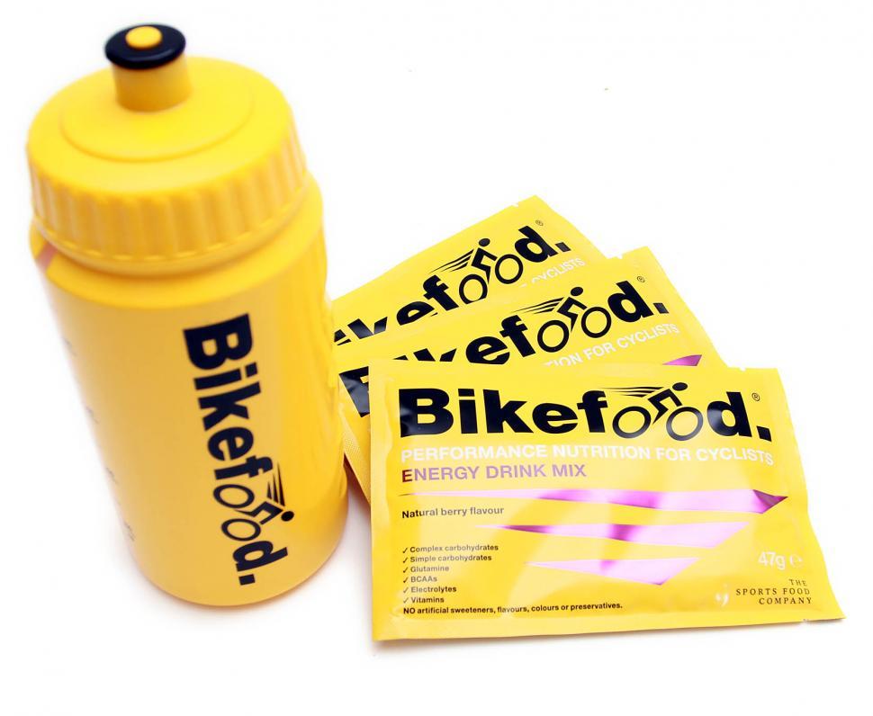 Bike Food energy drink mix