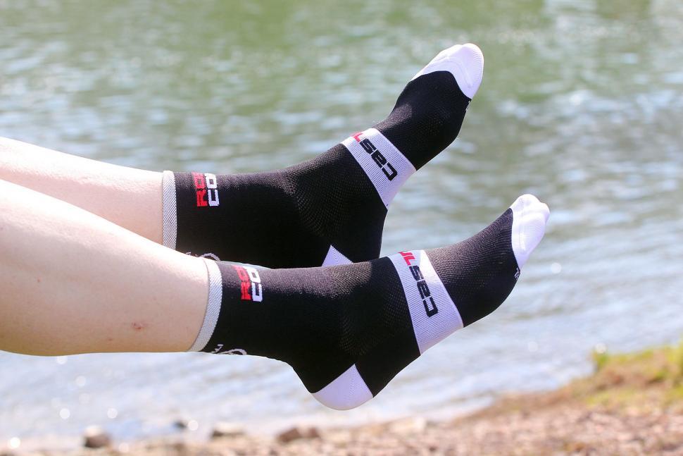 7934c5898 Review  Castelli Rosso Corsa 13 Socks