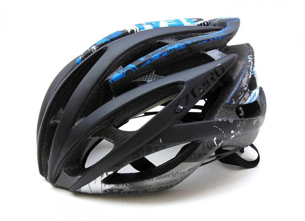 Review  Giro Atmos helmet  fbbdcb4f65c