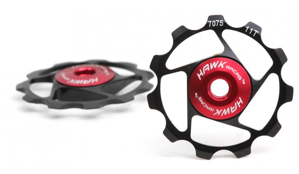 Hawk Racing jockey wheels