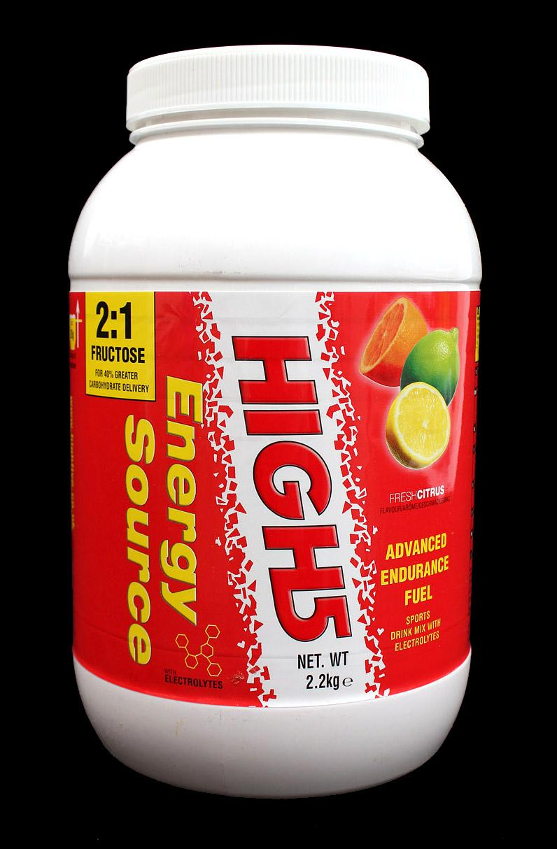 High5 2.1 Energy Source drink mix