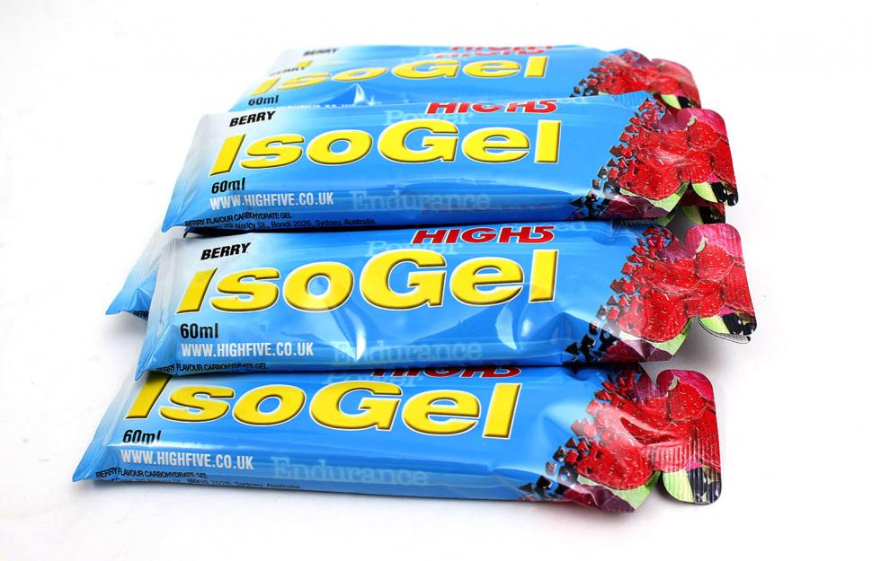 High5 Isogel Carbohydrate Energy Gel