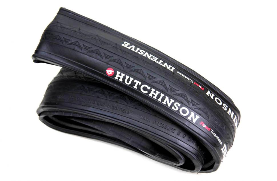2 tires Hutchinson Intensive 2 tubeless clincher 700 X 25 pair